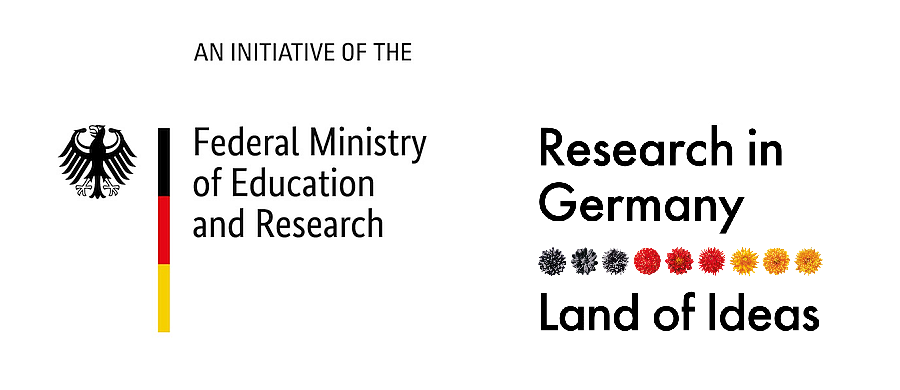 Logos An Initiative of the BMBF and Research in Germany