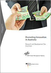 Cover Innovation Australia