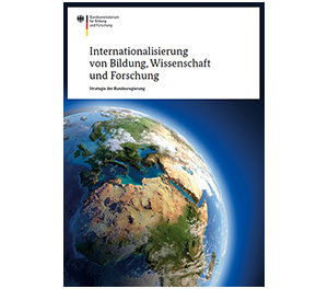 Cover of the Strategy for the Internationalization of Science and Research