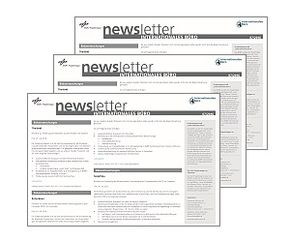 Cover Newsletter