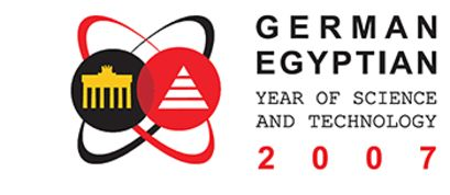 Logo German-Egyptian Year