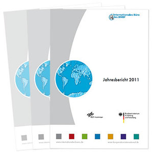 Cover of the annual reports