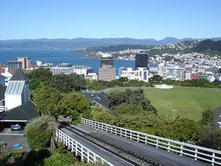 View on Wellington